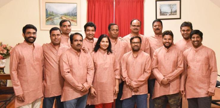 2018 EC Team